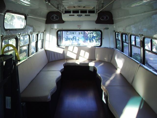 White 6 Interior