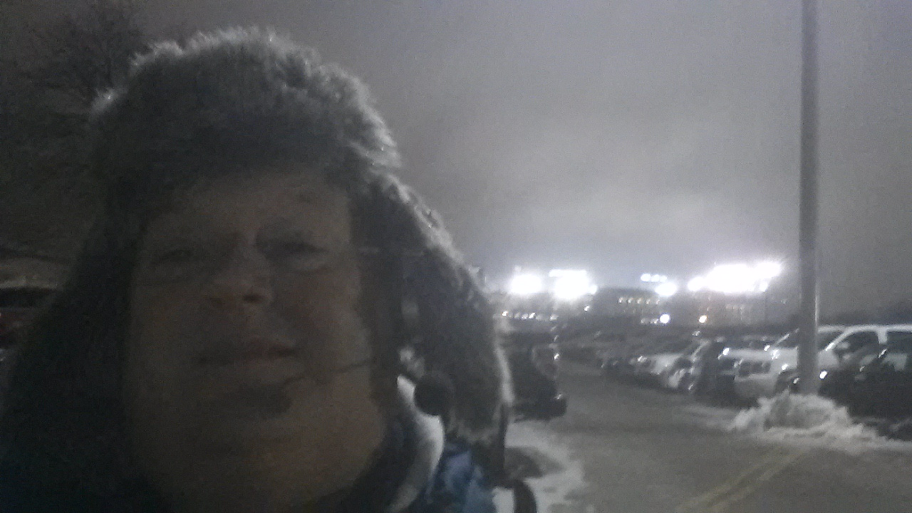 BD Outside Lambeau Field